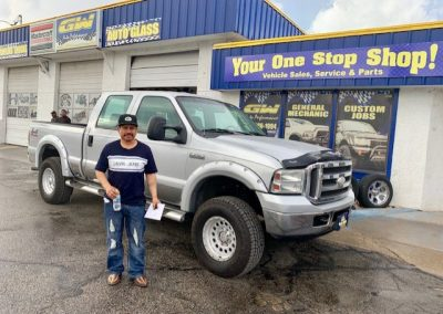 Happy Customer F 250